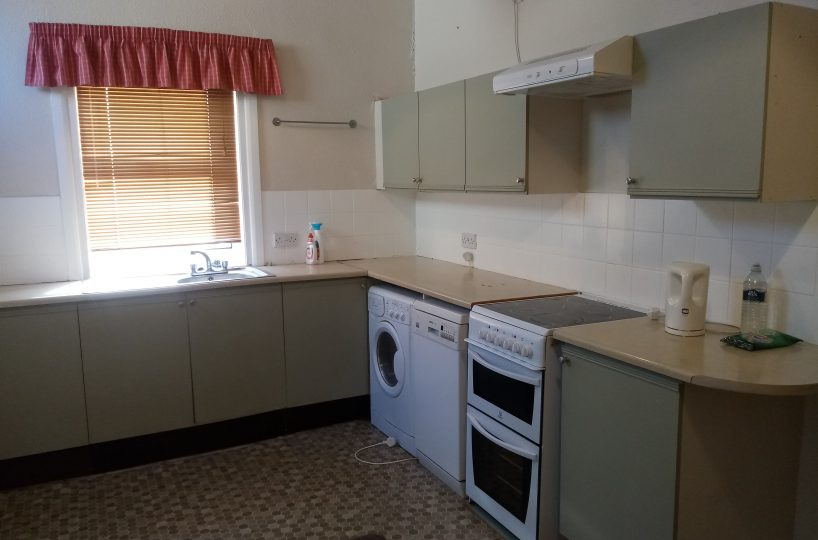 kitchen Flat 1 21 Warwick Square